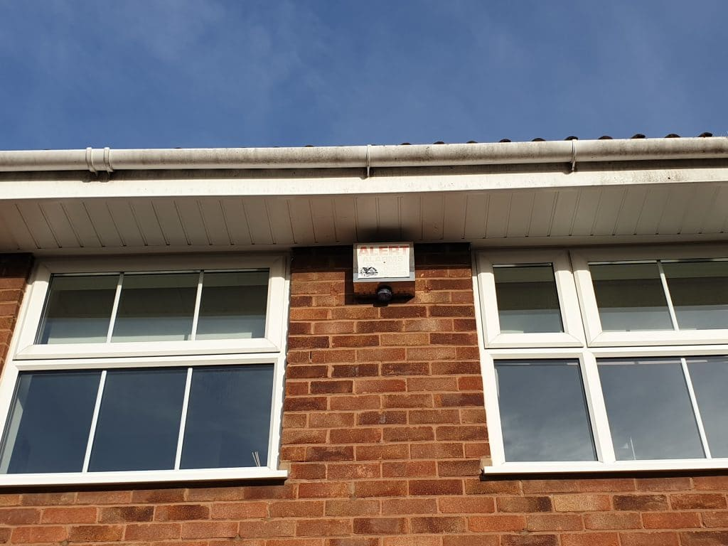 Gutter Cleaning Before Evesham